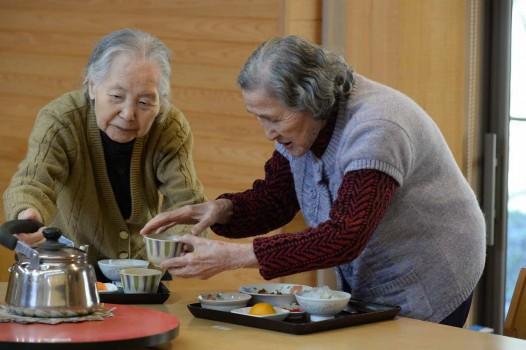 養護老人ホーム ながはまの写真