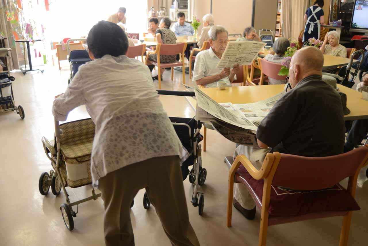 ふくら通所介護事業所の写真